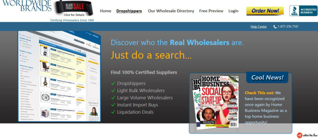 Aliexpress alternatives -Worldwide Brands