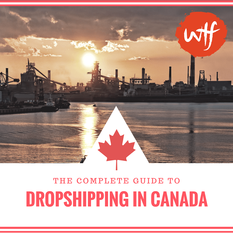 Drop Shipping in Canada – A Brief Guide for Canadian Online