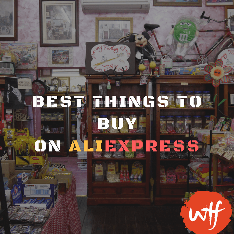 what to buy on aliexpress