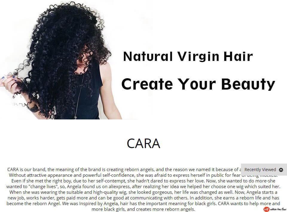 Cara Official Store - Best Aliexpress Hair Vendors