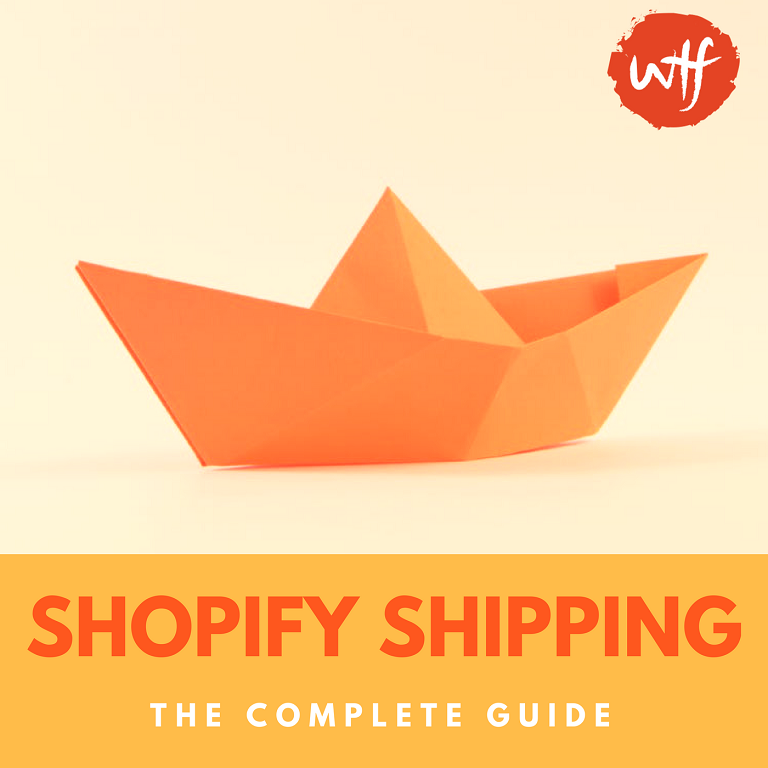 How to Setup Shipping on Shopify eStores