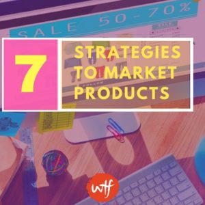 7 Strategies to Market Shopify Products