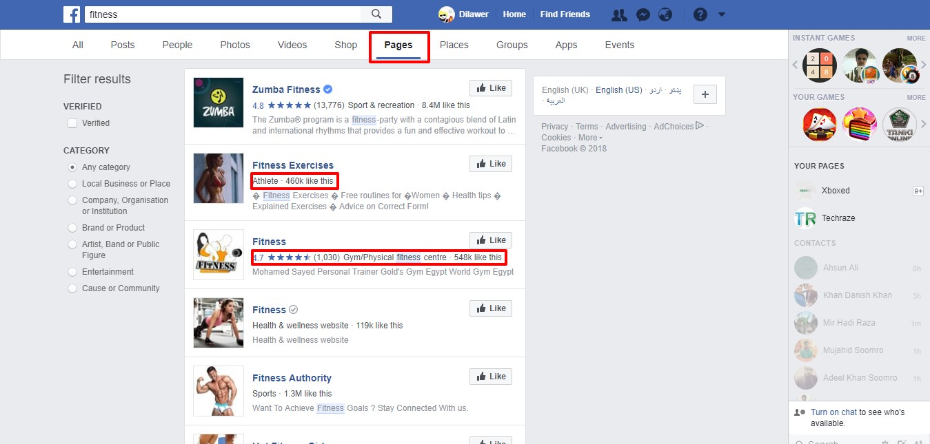 Facebook to Narrow Down Your Target Audience 1