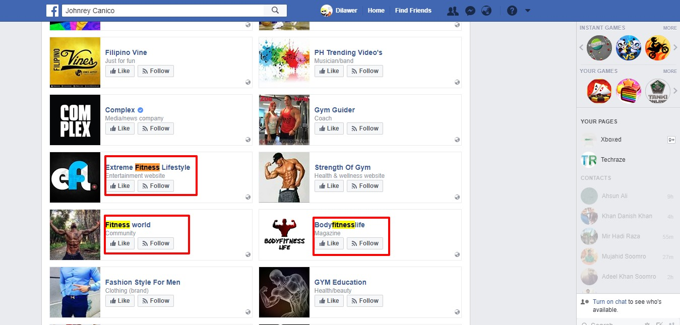Facebook to Narrow Down Your Target Audience 5