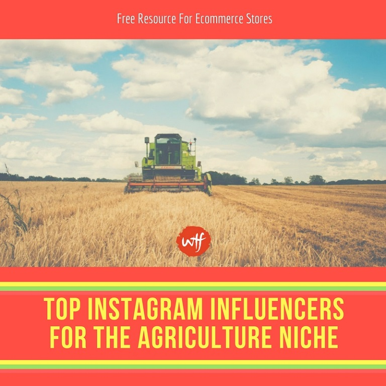 48 Top Instagram Influencers for Agriculture Niche