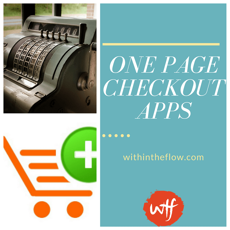 One Page Checkout Apps