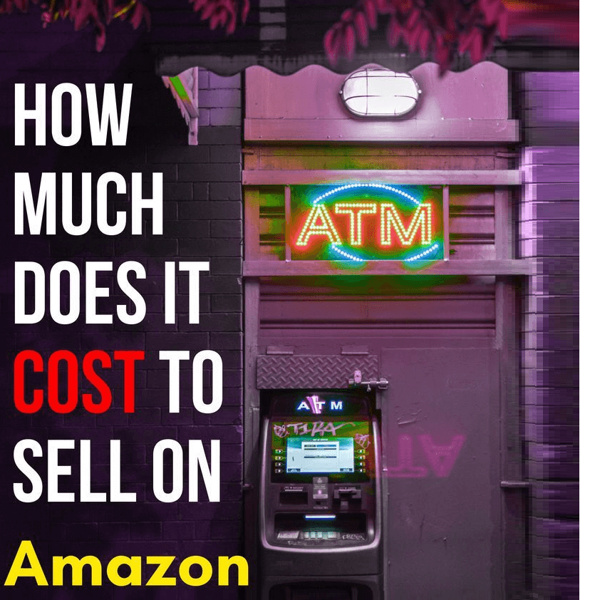 How Much Does It Cost To Sell On Amazon