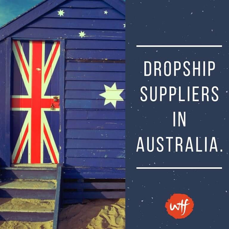Dropship Suppliers Australia - Find The Perfect Supplier in
