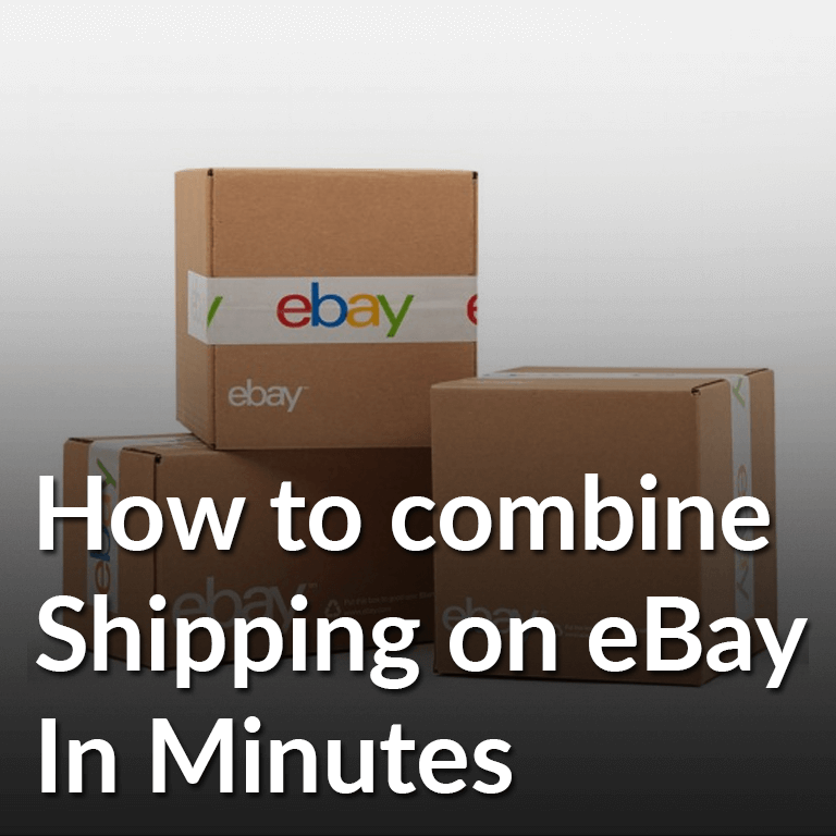 How To Combine Shipping On Ebay In Minutes Withintheflow
