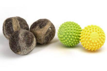 Bolas secadoras