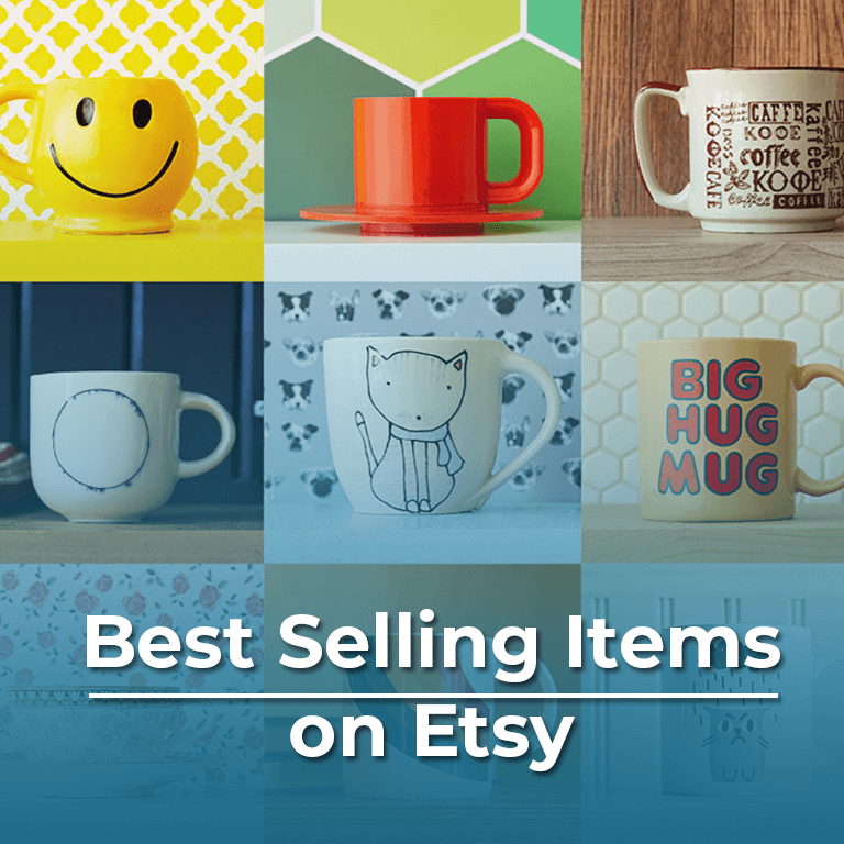 What To Sell On Etsy 12 Best Selling Items On Etsy In 2021