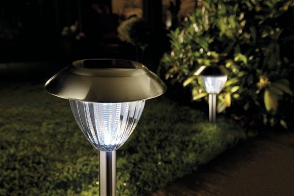 luces de jardín-solar